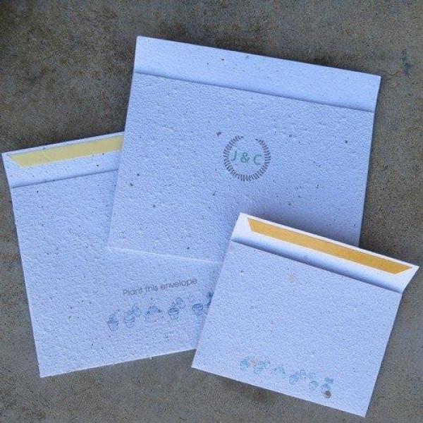 Seed Paper envelopes